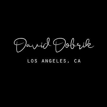 David Dobrik Signature Hoodie by eightyeightjoe