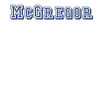 McGregor by CreativeTs