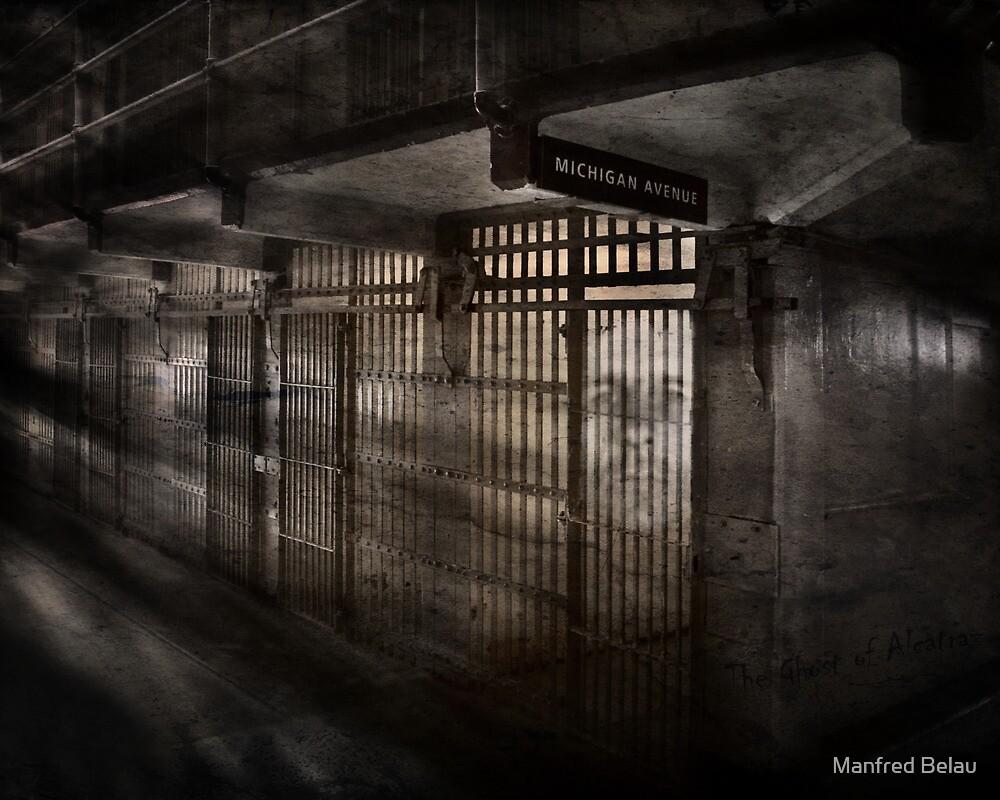 """The Ghost of Alcatraz  """"Bernard Paul Coy"""" by Manfred Belau"""