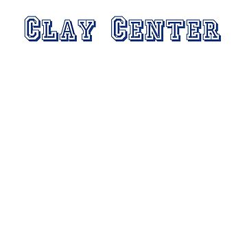 Clay Center by CreativeTs