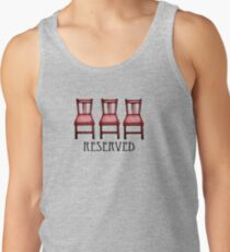 Reserved Tee Tank Top