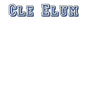 Cle Elum by CreativeTs