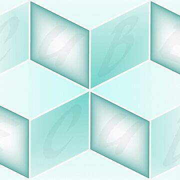 GS Geometric Abstrac 010A© by OmarHernandez