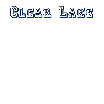 Clear Lake by CreativeTs