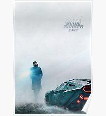 Ryan Gosling Blade Runner 2049 Movie Poster Poster