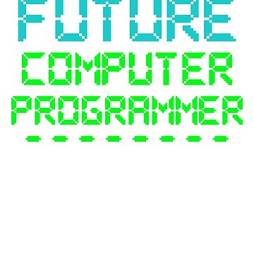 Computer Programming Future Computer Programmer Programmers by KanigMarketplac