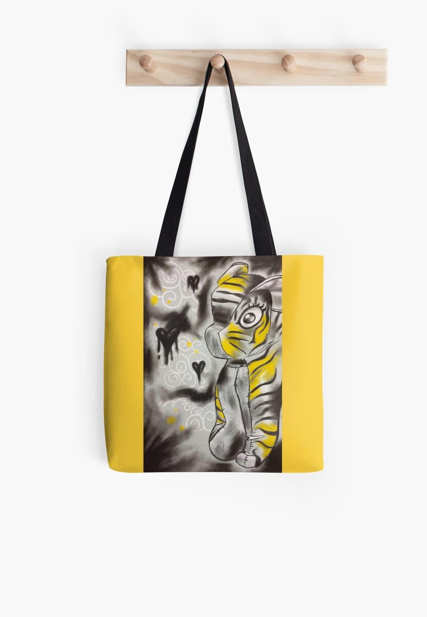 Xanthous Tiger by Kiwi-Fur