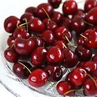 Lush Summer Cherries by Joy Watson