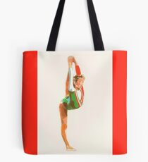 Henrietta Onodi Beautiful Gymnast  Tote Bag