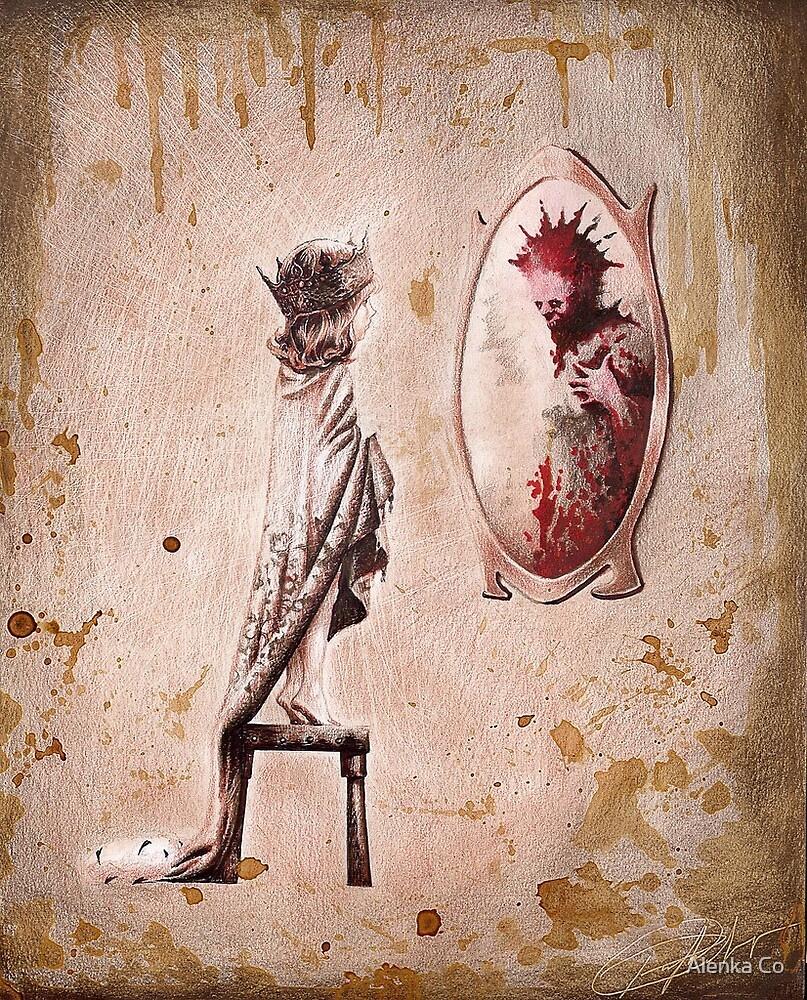 """Mirror""  by Sergei Rukavishnikov by Alenka Co"
