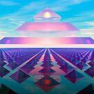 Pyramid by Hugh Fathers