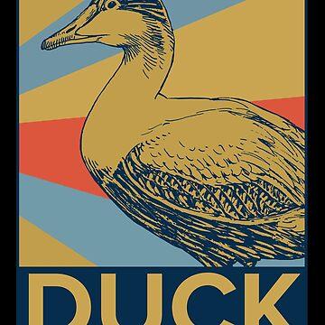Duck pond by GeschenkIdee