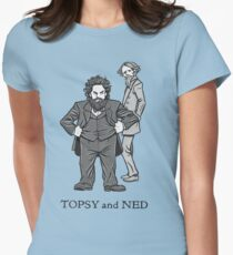 Topsy and Ned Women's Fitted T-Shirt