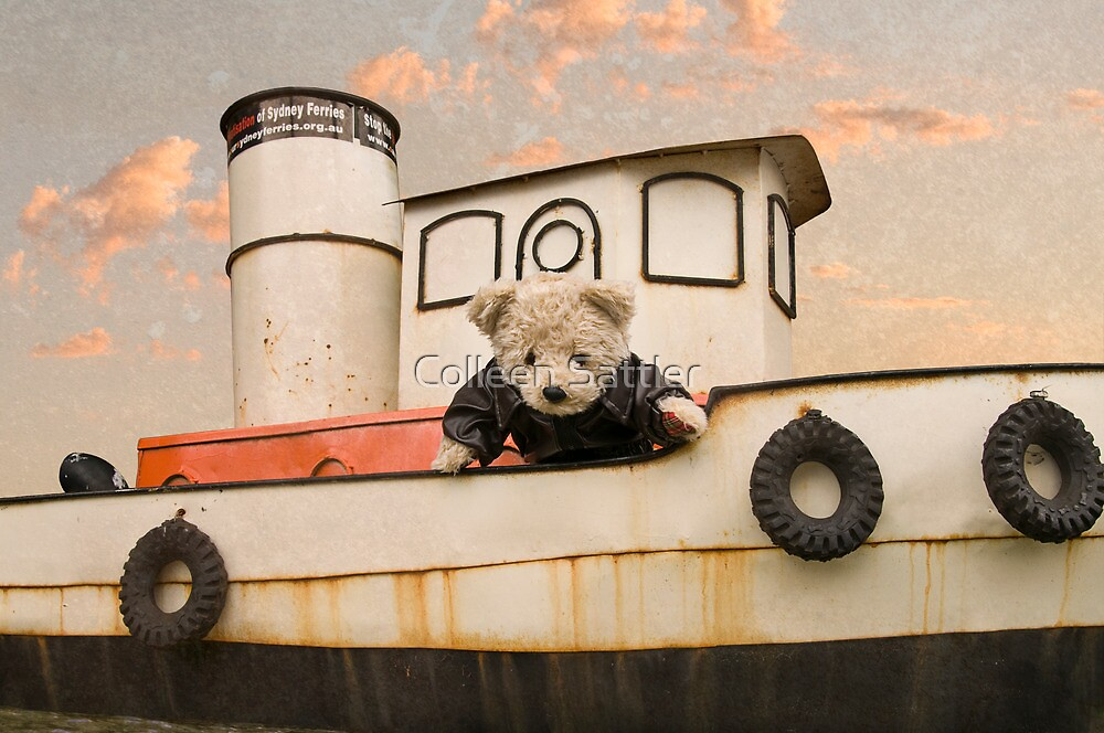 Is this old tub seaworthy? by Colleen Sattler
