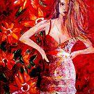 "That Girl That Dress by Belinda ""BillyLee"" NYE (Printmaker)"