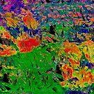 Paw Prints Spring Garden Walks by Dorothy Berry-Lound