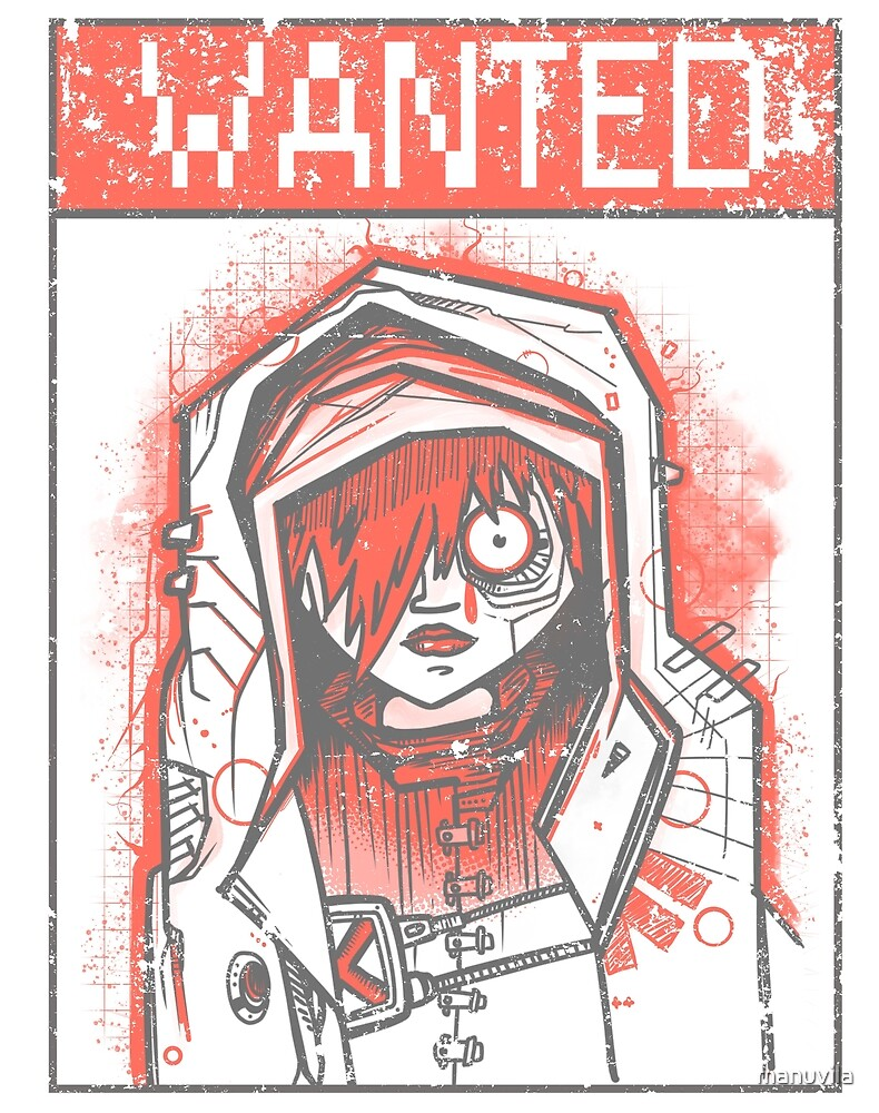 «wanted» de manuvila