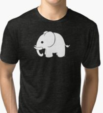 White Elephant Tri-blend T-Shirt