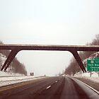 Winter drive by mekea