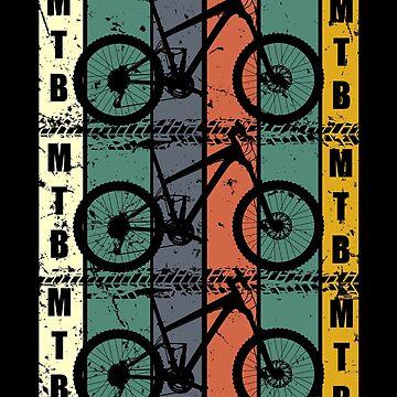 MTB Mountain Bike by S-p-a-c-e