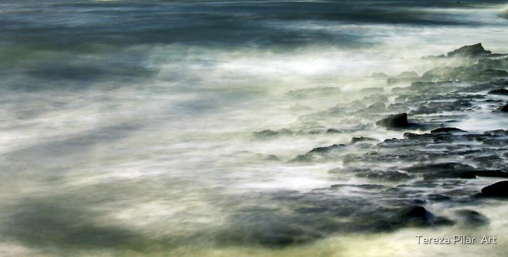 wave wandering.... by terezadelpilar ~ art & architecture
