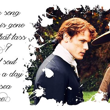 Outlander Love by MelArt90