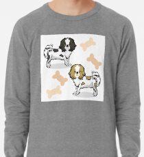 Japanese Chin Dogs Lightweight Sweatshirt