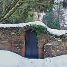 The Rectory door by relayer51