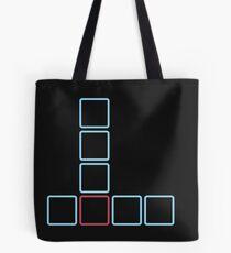 Cube L Tote Bag