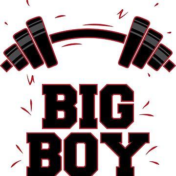 Big boy by Melcu