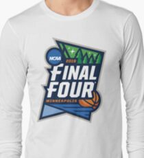 MARCH MADNESS FINAL FOUR 2019 Long Sleeve T-Shirt