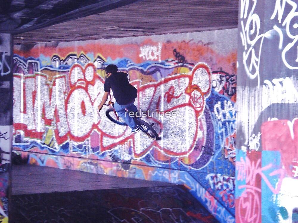 I can ride a bike  by redstripes
