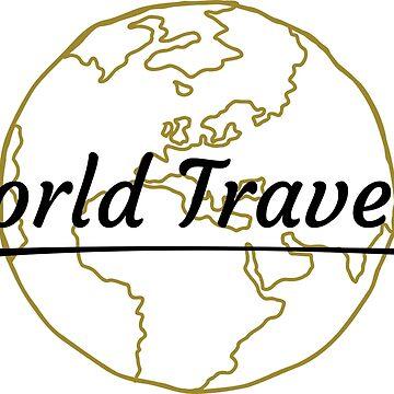 World Traveler by pda1986