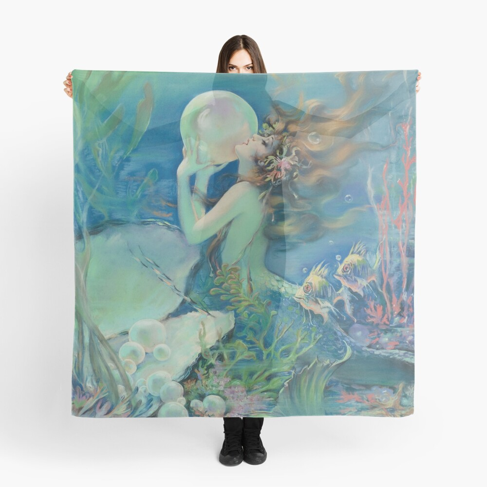 The Mermaid by Henry Clive Scarf