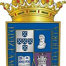 Coat of Arms of Horta, Azores by Tonbbo