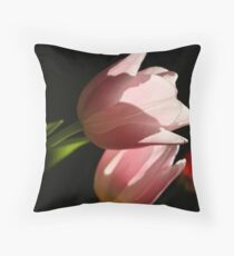 You Can Lean On Me Throw Pillow