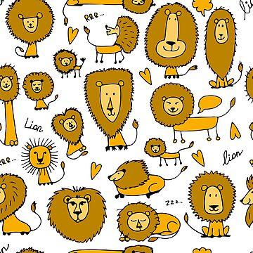 Lionface by Kudryashka