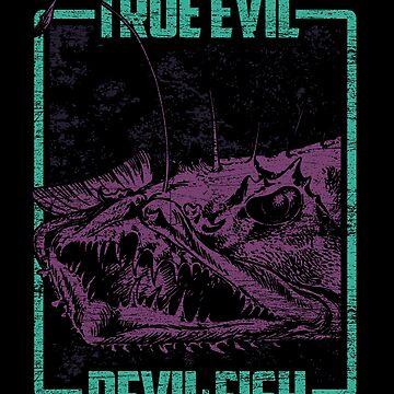 devil fish by GeschenkIdee