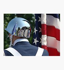 Memorial Day Photographic Print