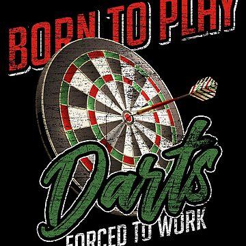 Darts passion by GeschenkIdee