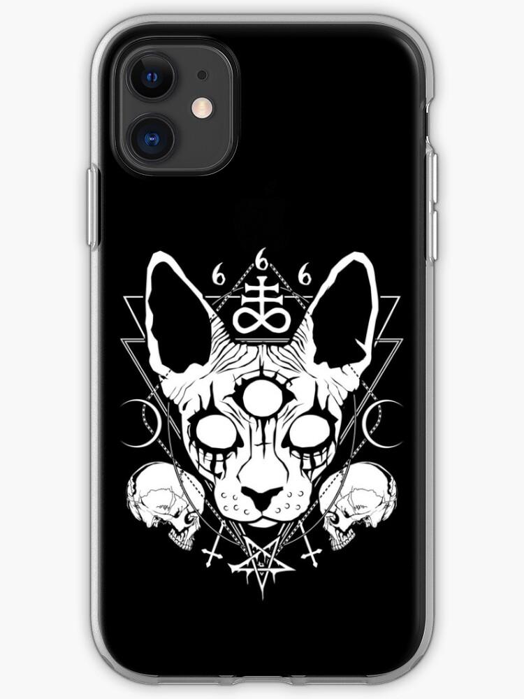 Dedicated Cat iphone 11 case