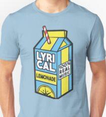 Camiseta ajustada jugo de jugo