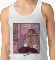 BONJOUR PARIS-LIBAN  Men's Tank Top