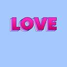 Love is a magic word by ShowMeMars