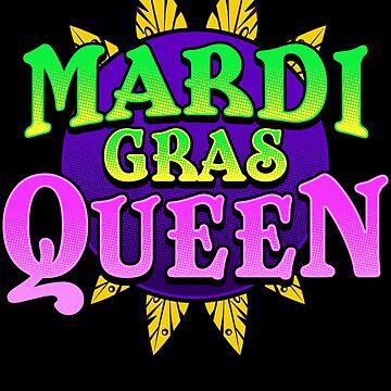 Mardi Gras Queen by MikeMcGreg