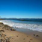 Wategos Beach, Cape Byron bay, New South Wales, Australia. by andremichel