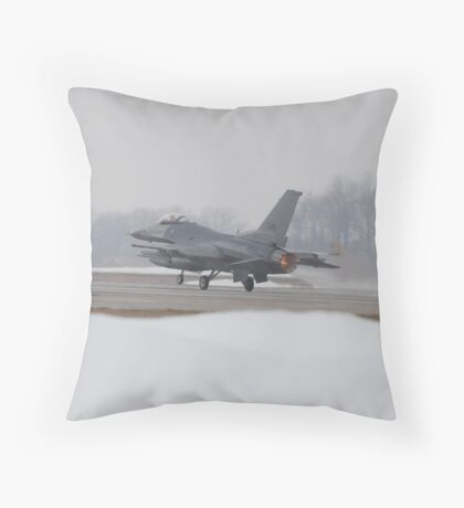 Aircraft 2 Throw Pillow