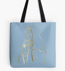 Mater Dei by TRADCATFEM Tote Bag