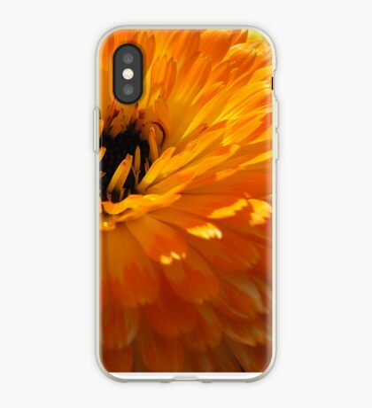 Shades of Orange iPhone Case