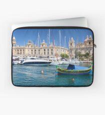 Malta: Traditional Boat Laptop Sleeve